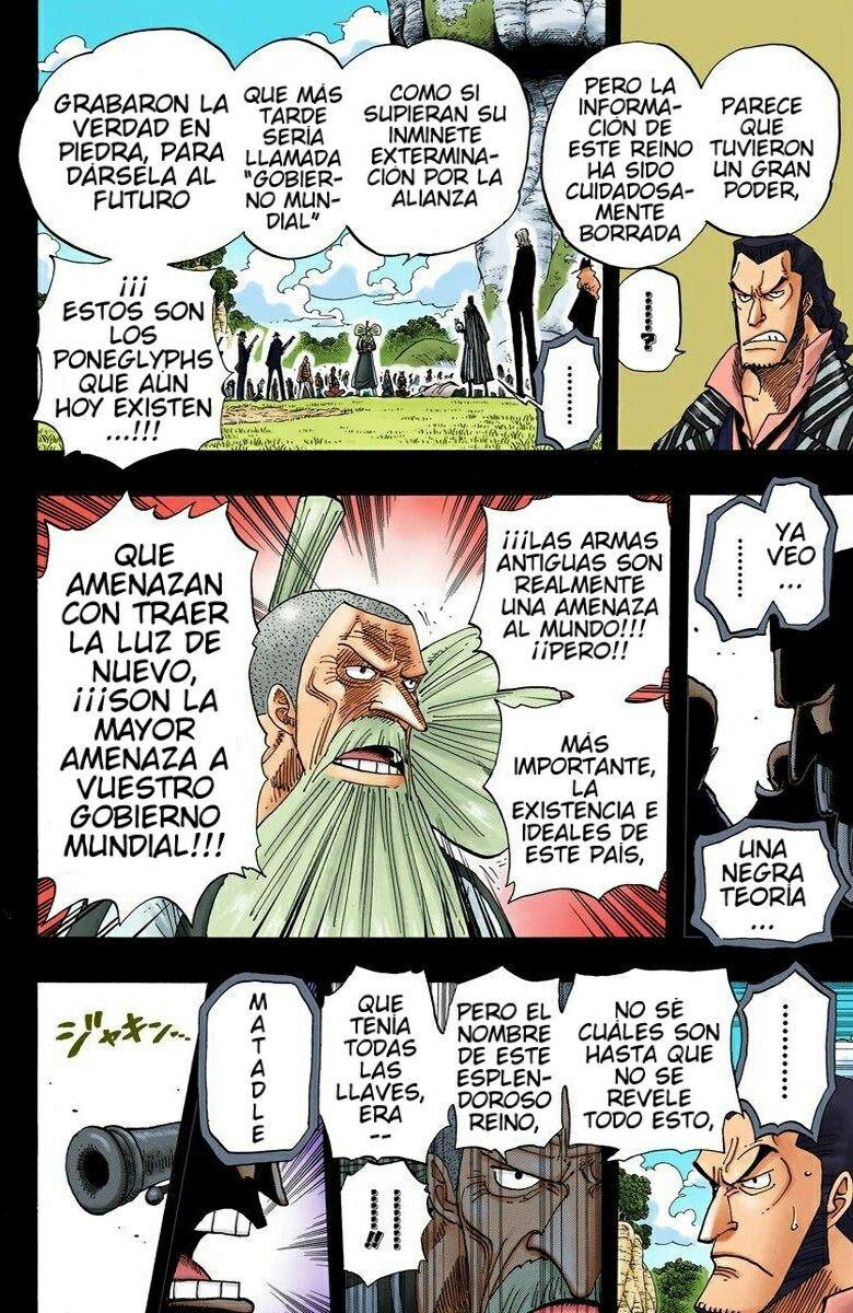 One Piece Manga 391-398 [Full Color] RxqLsJIl_o