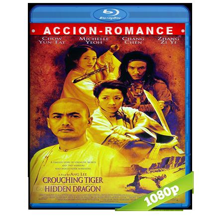 El Tigre Y El Dragon 720p Lat-Cast-Chi (2000)