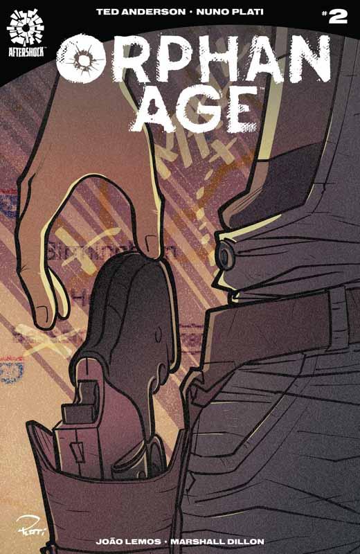 Orphan Age #1-2 (2019)