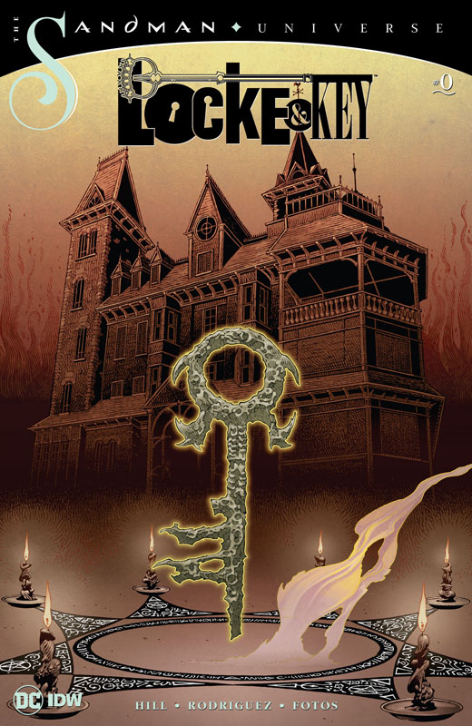 Locke & Key - Sandman - Hell & Gone 000 (2020)