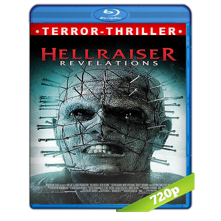 Hellraiser 9 Revelaciones (2011) BRRip 720p Audio Dual Latino-Ingles 5.1