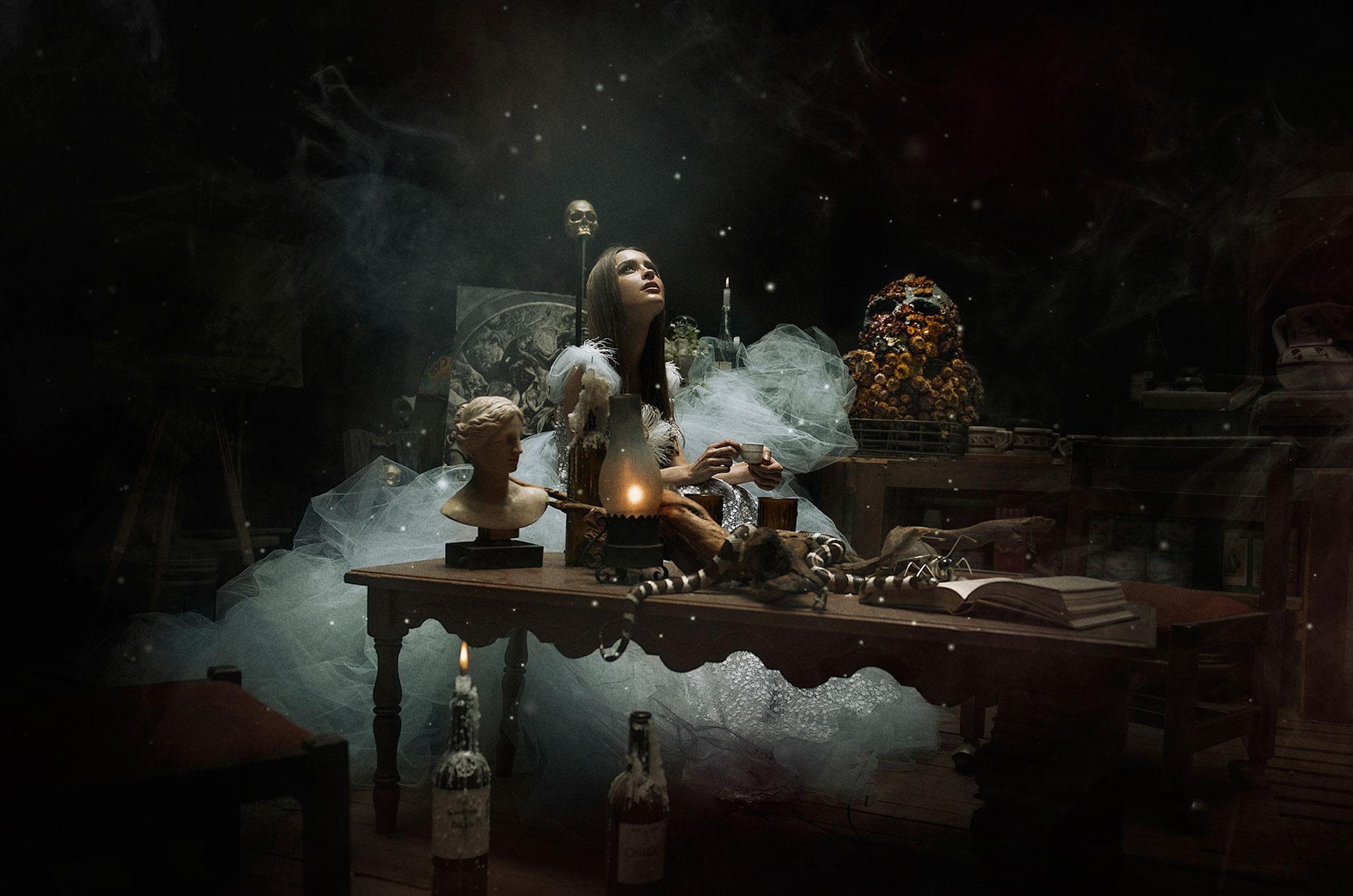 Haunting Memories / Dasha Eremenok by Jvdas Berra