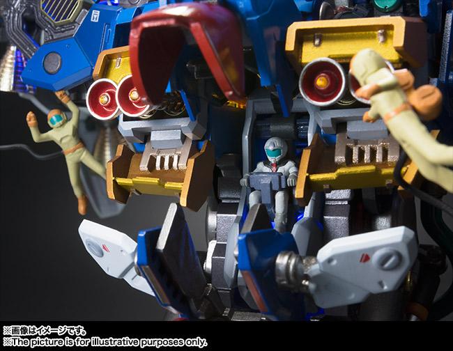 Nu Gundam Bust Display (Formania EX / Bandai) - Page 3 52uE43gr_o