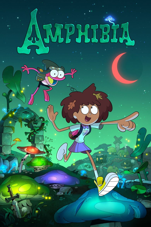 Amphibia 1ª Temporada Dual Áudio 2021 - FULL HD 1080p Completo