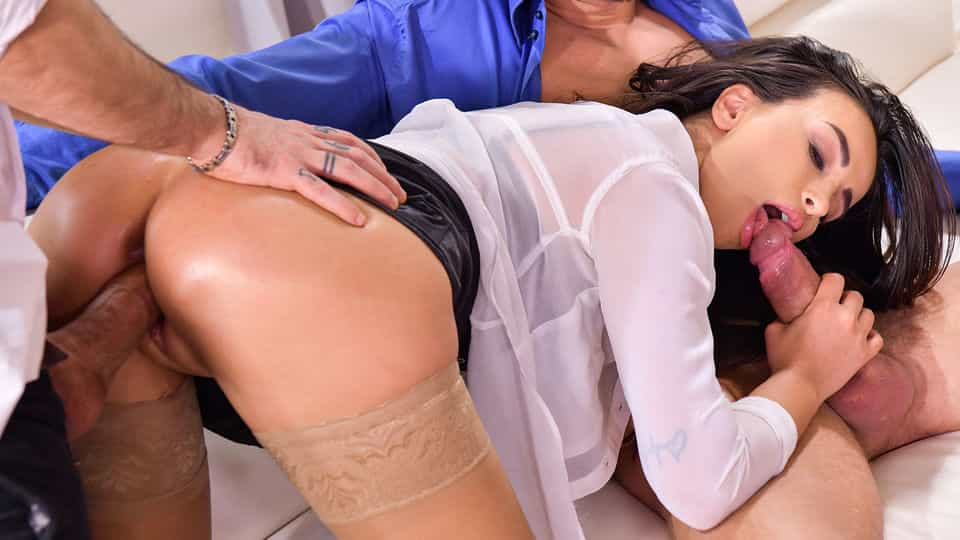 Alyssia Kent, Vince Karter, Raul Costa – MMF Colleagues Get Kinky – Hands On Hardcore – DDF Network