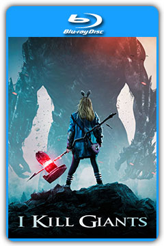 I Kill Giants (2017) 720p, 1080p BluRay [MEGA]