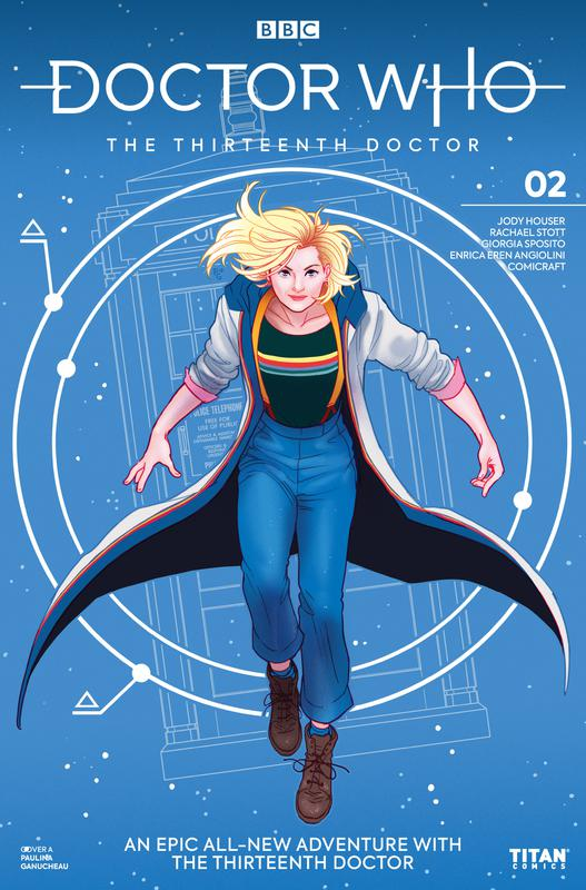 Doctor Who - The Thirteenth Doctor #1-4 (2018-2019)
