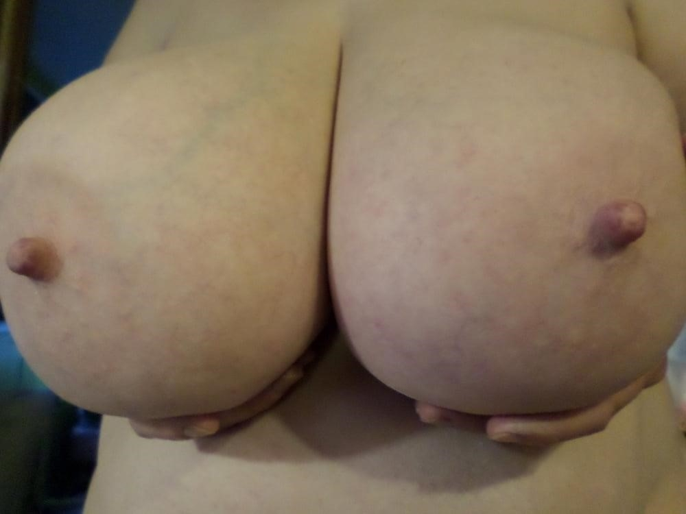Big natural boobs big nipples-4682