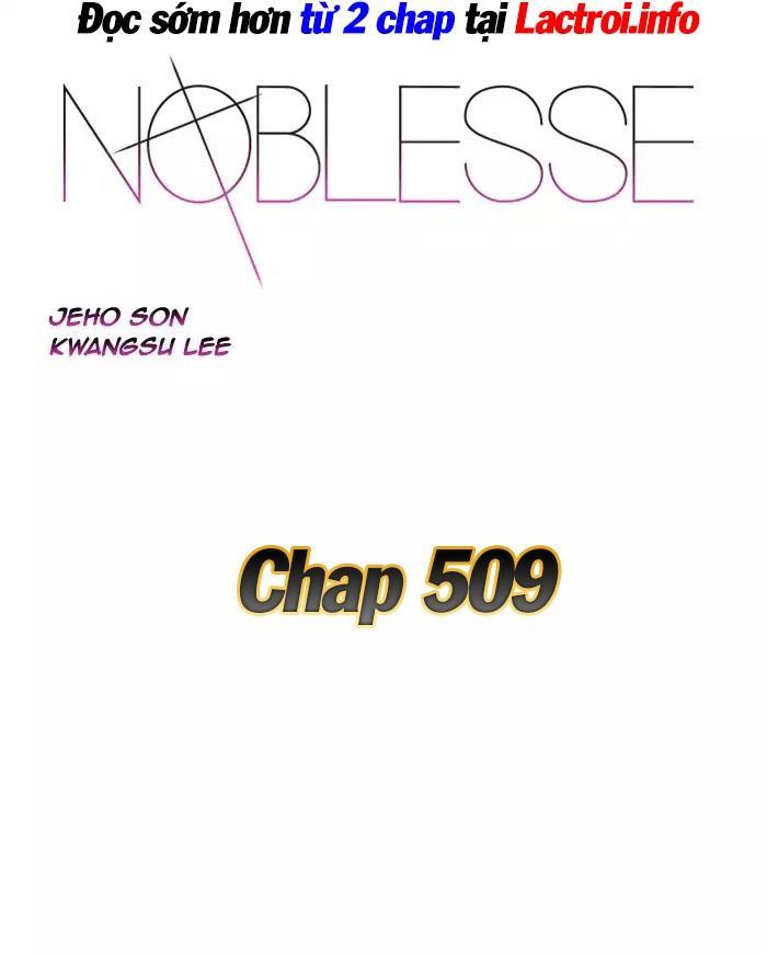 Noblesse Chap 509 . Next Chap Chap 510