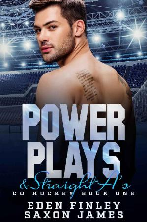 Power Plays and Straight As   Eden Finley