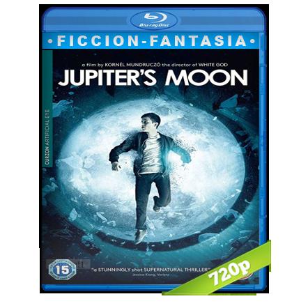 La Luna De Jupiter [m720p][Castellano][Ficcion](2017)