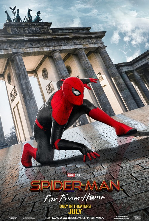 Spider-Man: Daleko od domu / Spider-Man: Far from Home (2019) MULTi.720p.BluRay.x264.DTS.AC3-DENDA / DUBBING i NAPISY PL