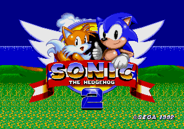 Sonic the Hedgehog 2 (World) Retro PC Oyunu Oyna