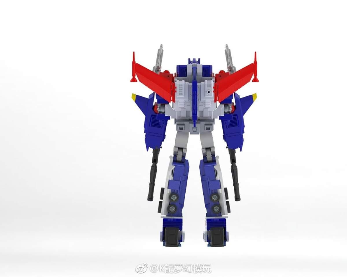 [KFC Toys] Produit Tiers - PC-14 Raijin + PC-15 Grand Raijin + P-16 Raiju - aka Ginrai (Powermaster Optimus) + Remorque de Ginrai + Godbomber = God Ginrai (TF Masterforce) BtFDv4oj_o
