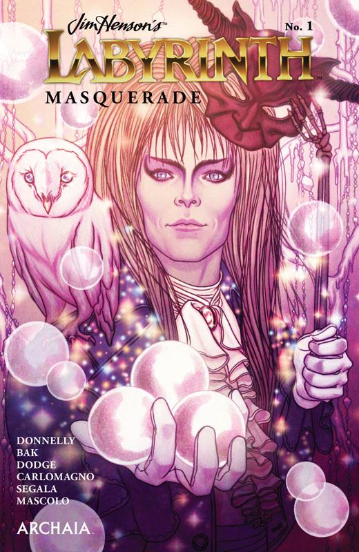 Jim Henson's Labyrinth - Masquerade 001 (2020)
