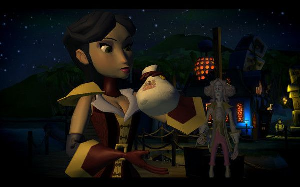 Tales of Monkey Island Captura 3
