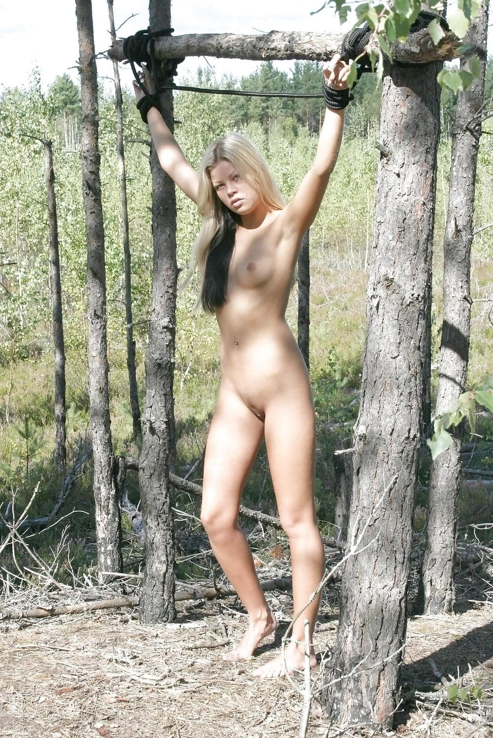 Milf bdsm outdoor-6436