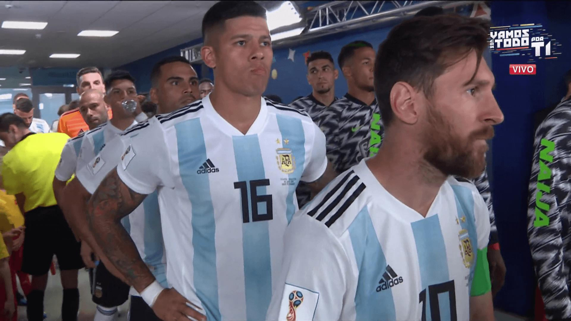 Nigeria vs Argentina resultado