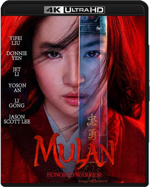 Mulan (2020) MULTi.REMUX.2160p.UHD.Blu-ray.HDR.HEVC.ATMOS7.1-DENDA / DUBBING i NAPISY PL