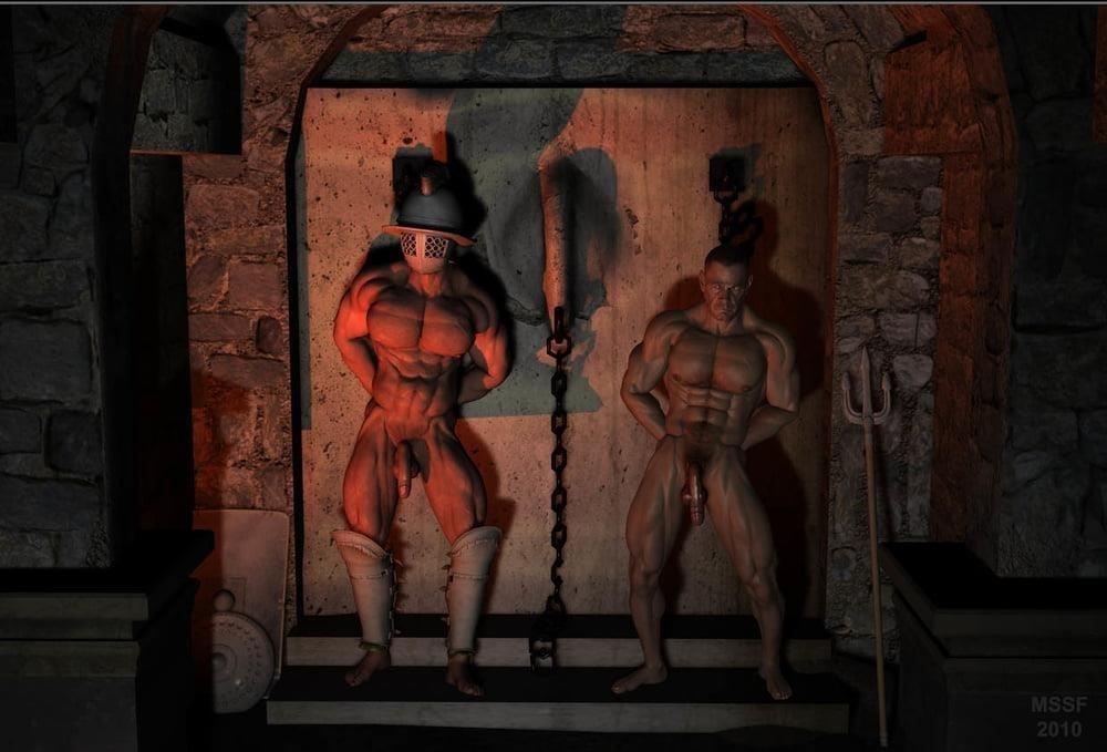 Roman slave xxx-6603