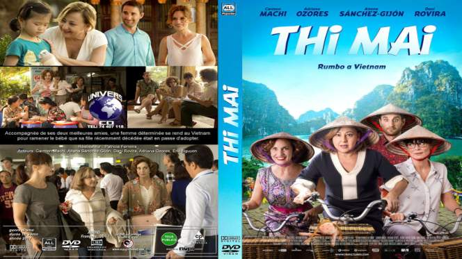 Thi Mai, Rumbo A Vietnam (2017) BRRip Full 1080p Audio Castellano