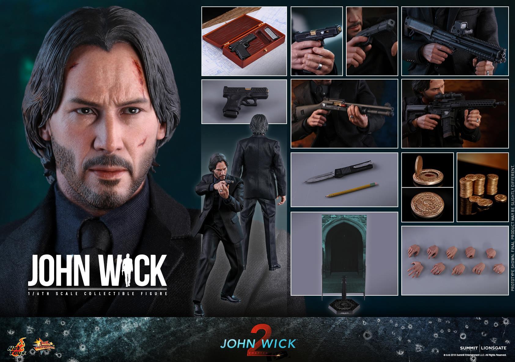 Baba Yaga John Wick (Keanu Reeves) 1/6 (Hot Toys) Rnrzmn6n_o
