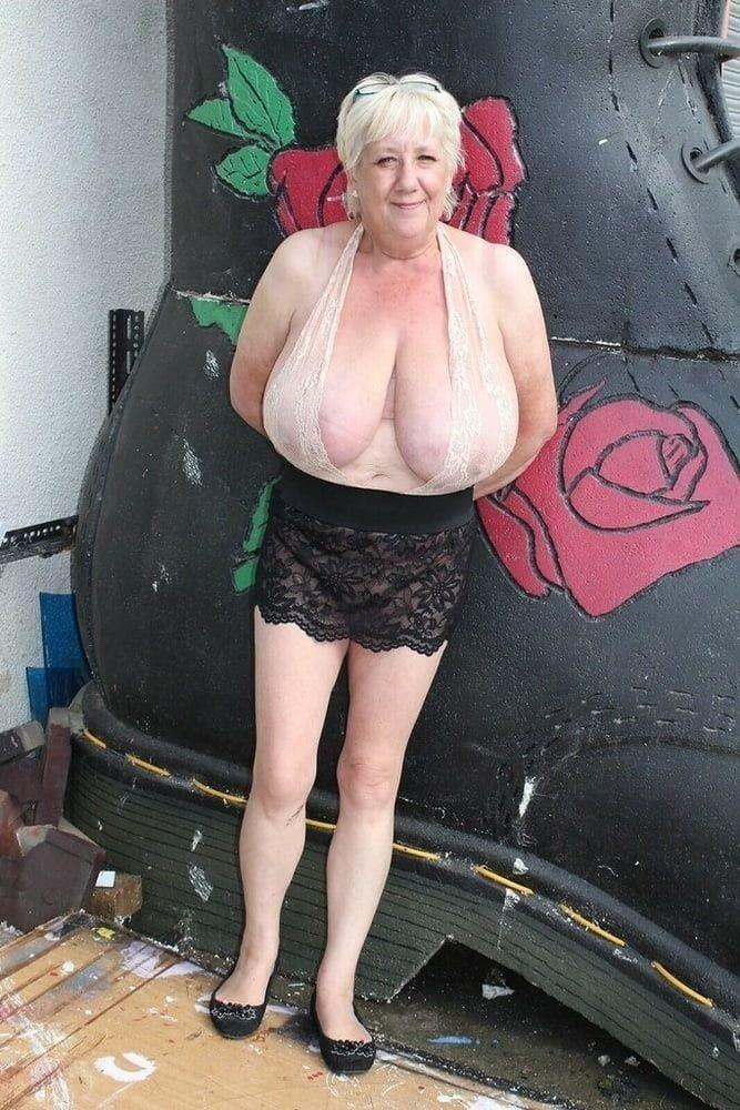 Busty granny porn pics-7339