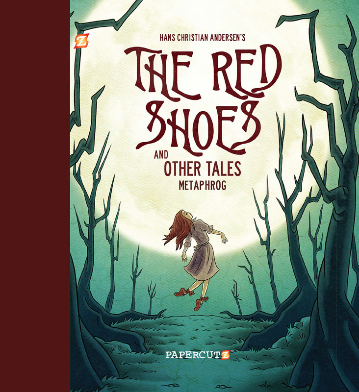 The Red Shoes and Other Tales (2015)
