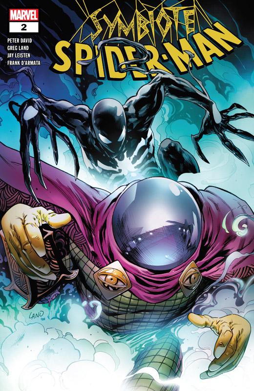 Symbiote Spider-Man #1-2 (2019)