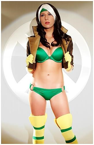 Sexy hot girl cosplay-6168