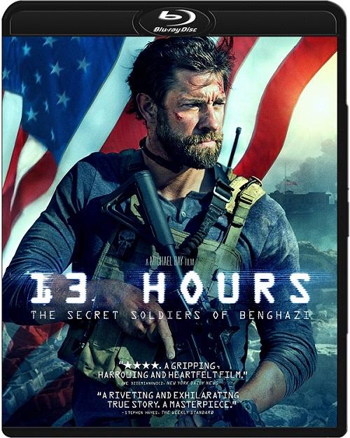 13 Godzin: Tajna Misja w Benghazi / 13 Hours: The Secret Soldiers of Benghazi (2016) MULTi.720p.BluRay.x264.DTS.AC3-DENDA / LEKTOR i NAPISY PL