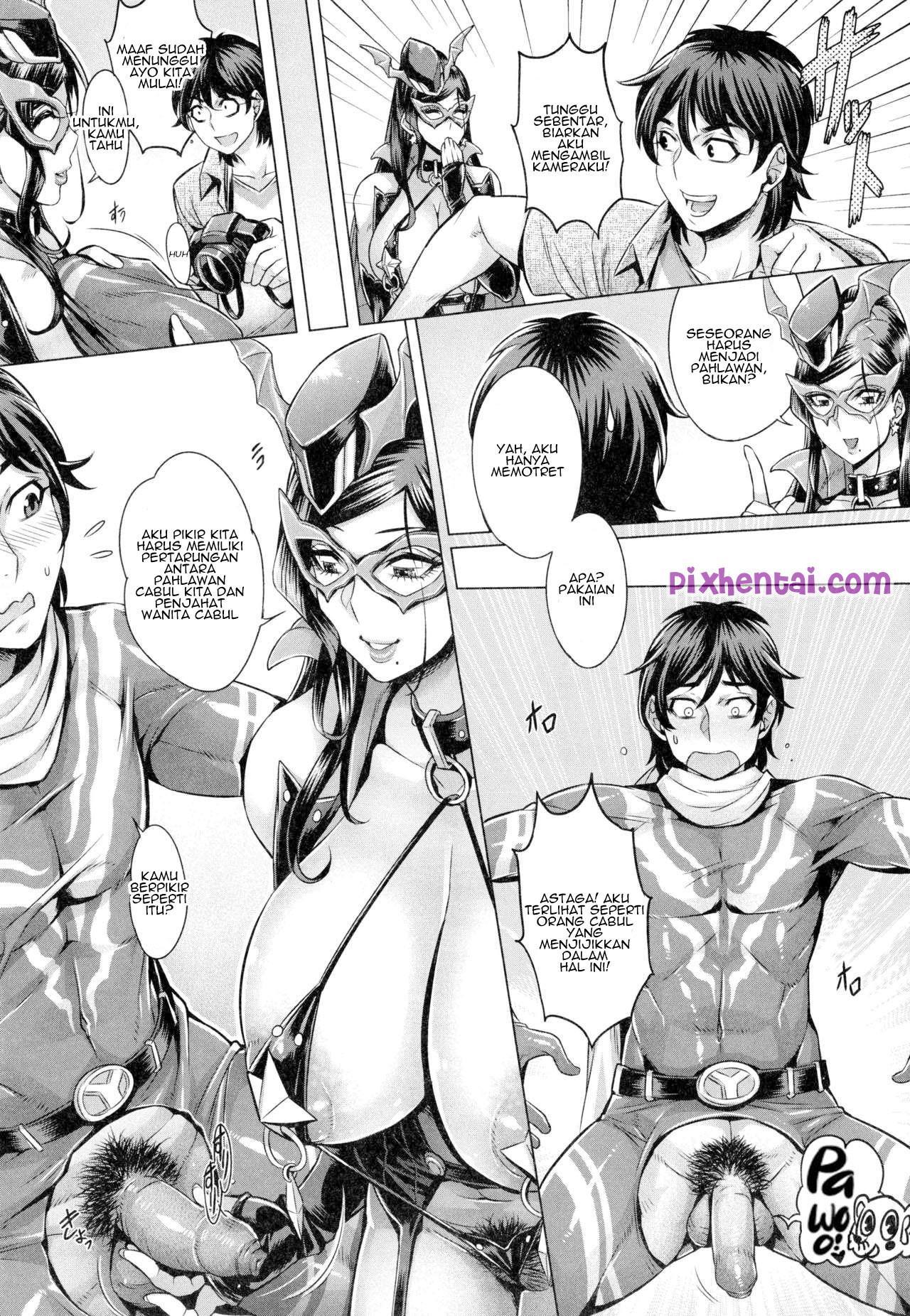 Komik hentai xxx manga sex bokep entot ibu kost saat cosplay 05