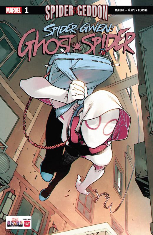 Spider-Gwen - Ghost-Spider #1-3 (2018-2019)