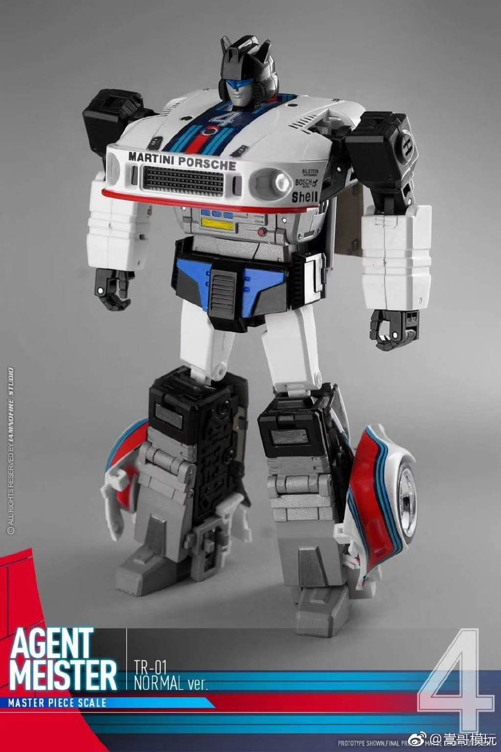 [Transform Dream Wave/Transform and Rollout] Produit Tiers - Jouet TR-01 Agent Meister aka Jazz/Saxo MannmLpX_o