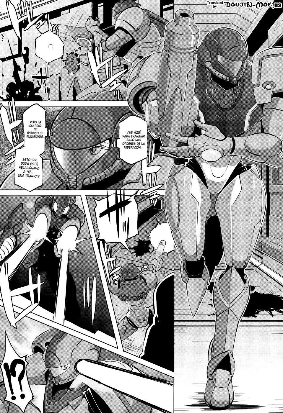 Metroid XXX Chapter-1 - 2