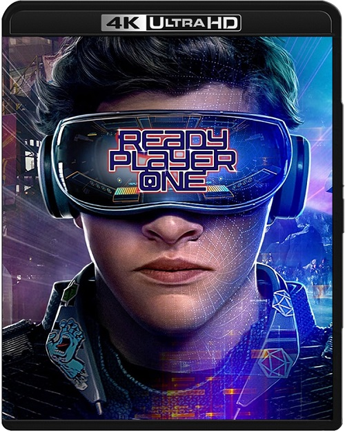 Player One / Ready Player One (2018) MULTi.REMUX.2160p.UHD.Blu-ray.HDR.HEVC.ATMOS7.1-DENDA / LEKTOR, DUBBING i NAPISY PL