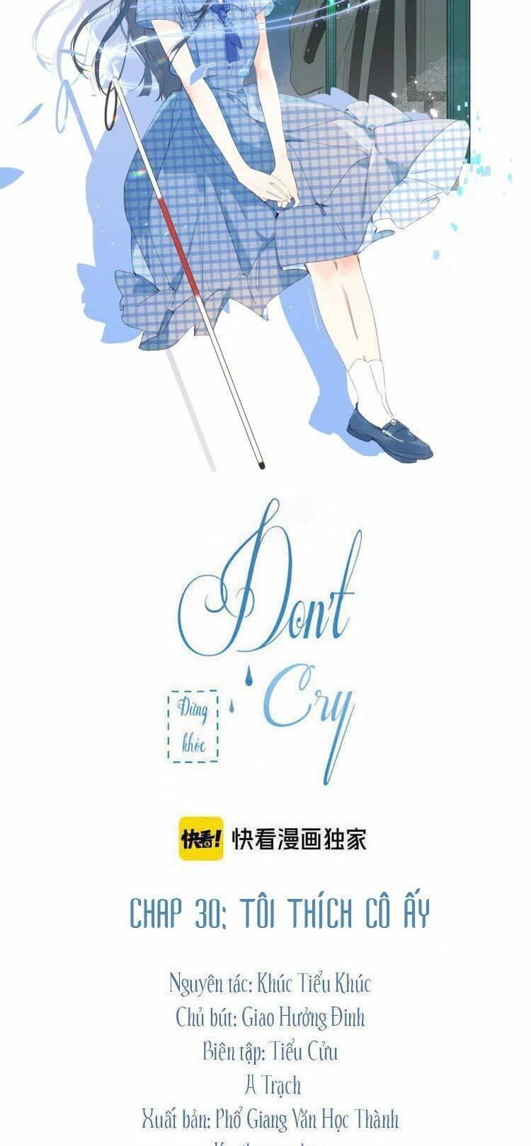 Thầy ơi, đừng khóc! Chap 33 . Next Chap Chap 34
