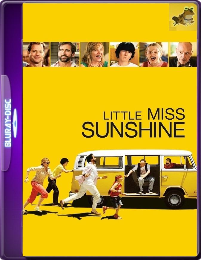 Pequeña Miss Sunshine (2006) Brrip 1080p (60 FPS) Latino / Inglés