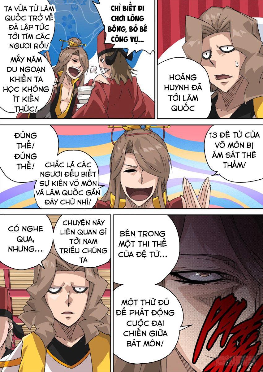 Quyền Bá Thiên Hạ Chapter 252