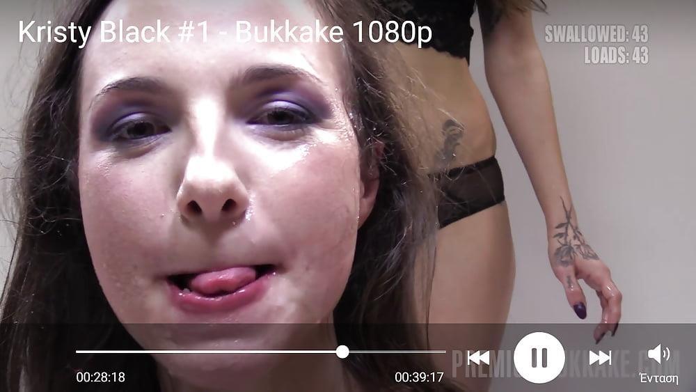 Black bukkake gay-4036
