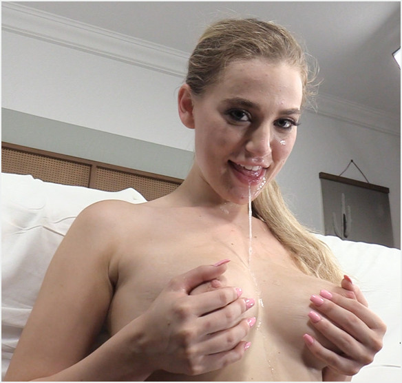 Pretty playful blonde angel blake blossom fucked in the cowgirl pose