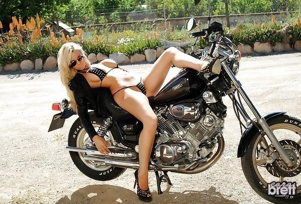 Girls bike with handle-8911