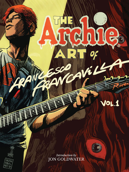 Archie Art of Francesco Francavilla 001 (2019)