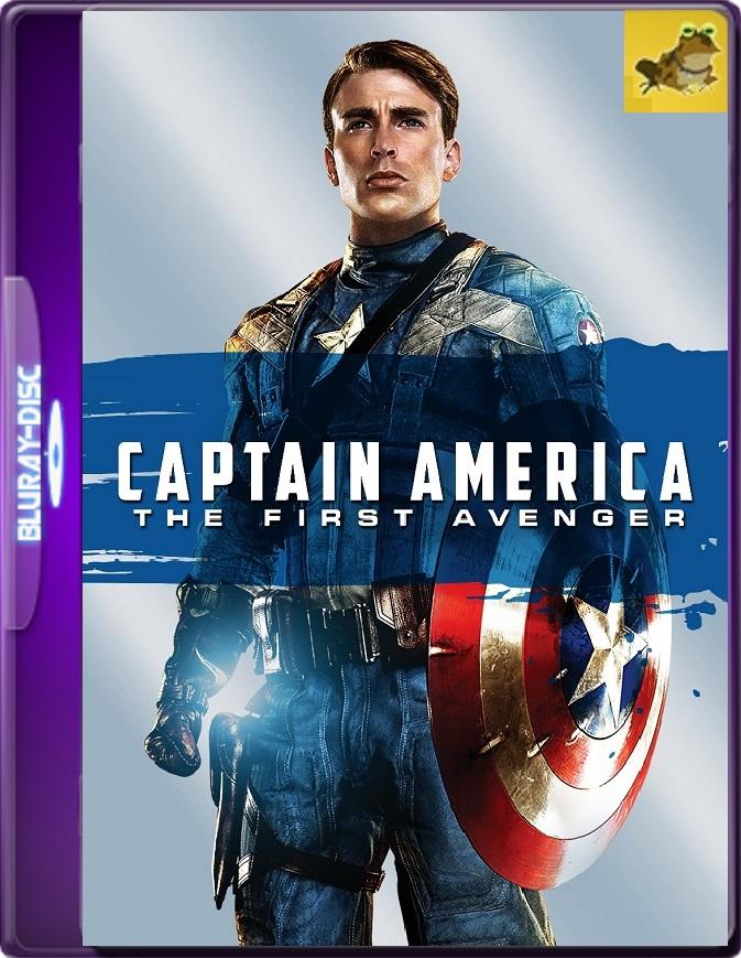Capitán América: El Primer Vengador (2011) Brrip 1080p (60 FPS) Latino / Inglés