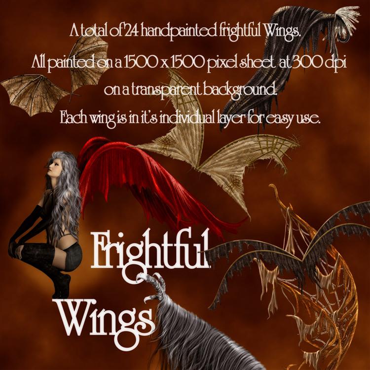 Antje Frightful Wings