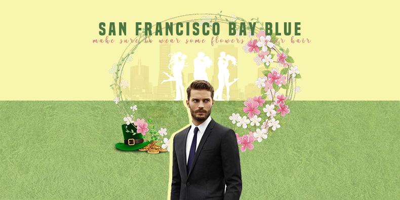 SAN FRANCISCO BAY BLUE