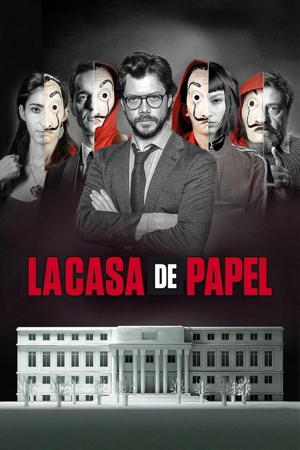 La Casa De Papel (Money Heist) S01 DUAL-AUDIO SPA-ENG 10bit 720p WEBRip