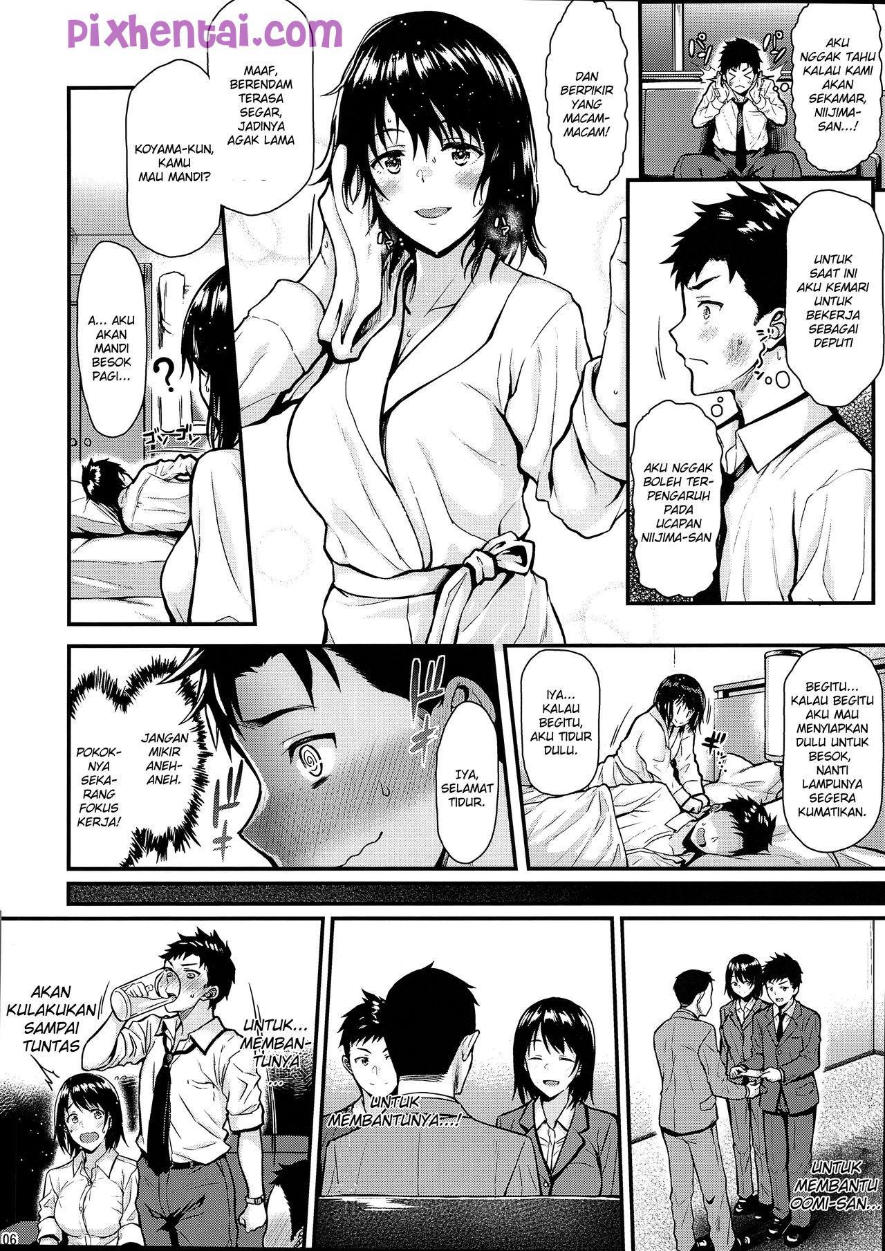 Komik hentai xxx manga sex bokep deputi ngentot sekretaris bohay di hotel 05