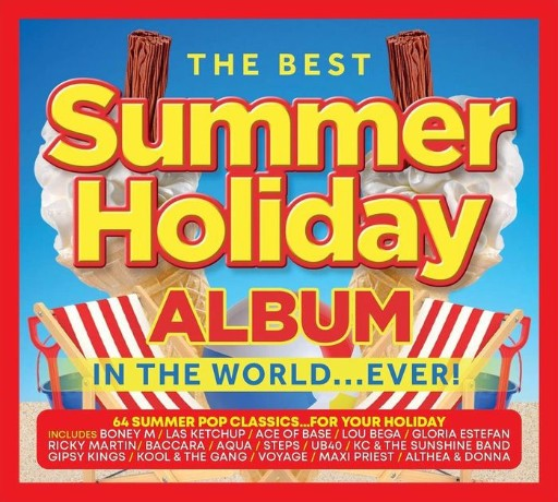 VA - The Best Summer Holiday Album In The World   Ever! (2021) [FLAC (tracks +  cue)