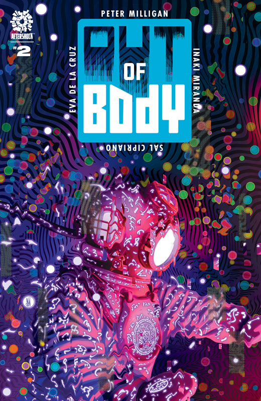Out of Body #1-4 (2021)